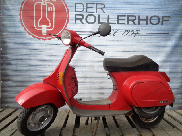 der rollerhof vespa smallframe vespa pk 50 xl original. Black Bedroom Furniture Sets. Home Design Ideas