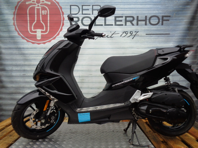 Peugeot Speedfight4  50ccm DD LC  dark