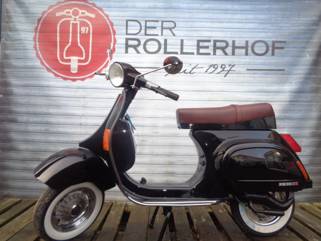 der rollerhof vespa smallframe vespa pk 50ccm xl s. Black Bedroom Furniture Sets. Home Design Ideas