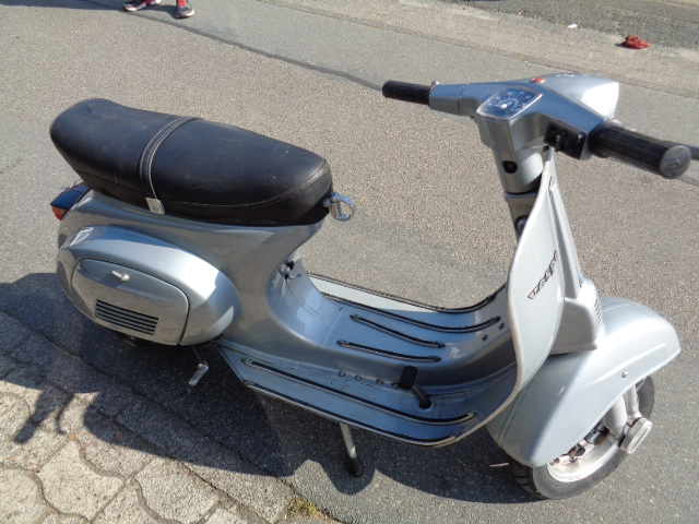 der rollerhof vespa smallframe vespa n 50ccm original. Black Bedroom Furniture Sets. Home Design Ideas