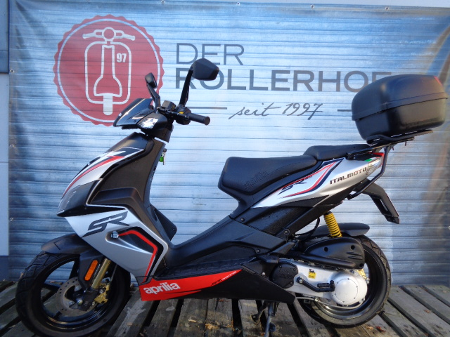 der rollerhof aprilia aprilia sr 50ccm r lc factory. Black Bedroom Furniture Sets. Home Design Ideas
