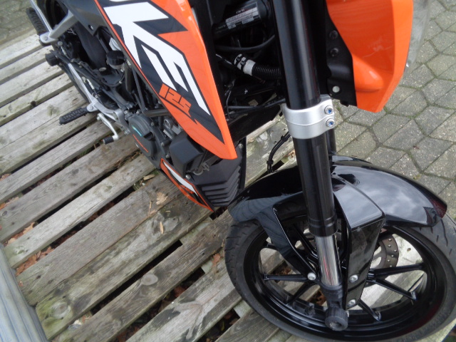 KTM Duke 125 ccm ABS