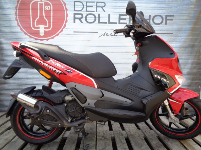 Gilera Runner 50ccm SP