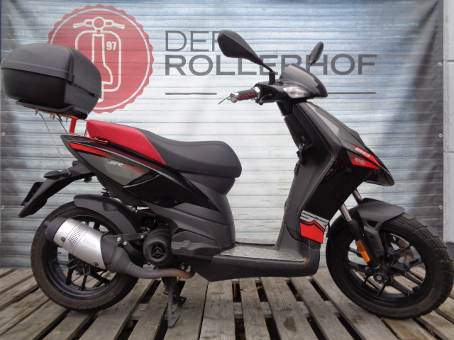der rollerhof aprilia aprilia sr 50ccm motart. Black Bedroom Furniture Sets. Home Design Ideas