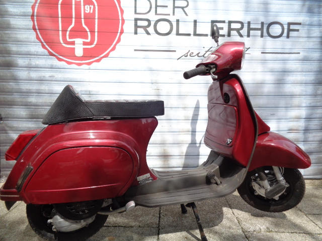 der rollerhof vespa smallframe vespa pk 50ccm xl2 original. Black Bedroom Furniture Sets. Home Design Ideas